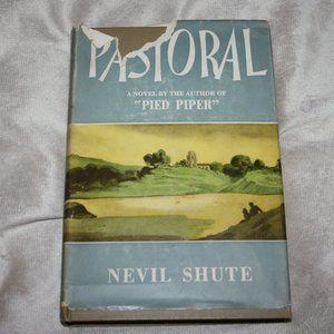 Vintage Book Pastoral Nevil Shute 1944